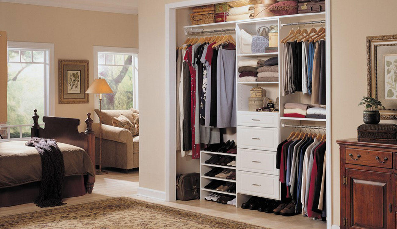Closets mas dise os y laminados for Disenos de closets modernos